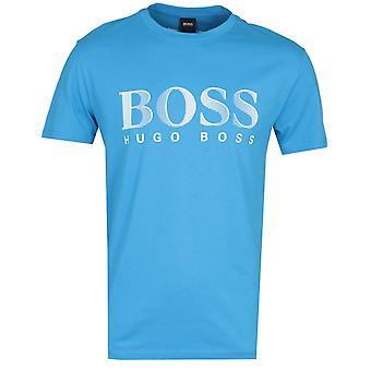BOSS RN UV-Protection Bright Blue T-Shirt