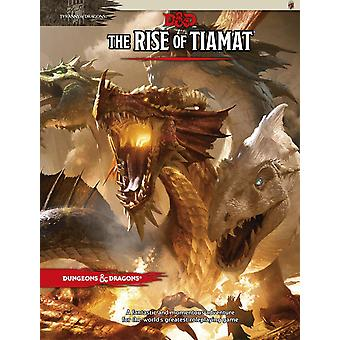 Dungeons & Dragons RPG - Tyranny of Dragons: The Rise of Tiamat