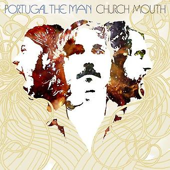 Portugal the Man - Church Mouth [CD] USA import