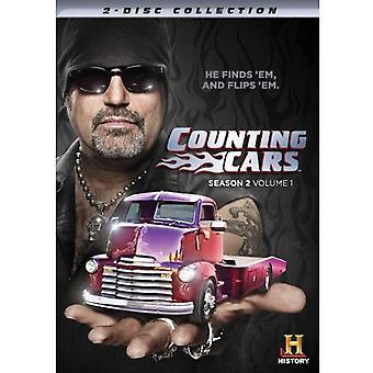 車をカウント: シーズン 2、Vol. 1 [2 枚組] [DVD] USA 輸入