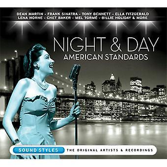 Night & Day: American Stan - Night & Day: American Stan [CD] USA import
