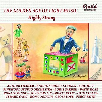Highly Strung - The Golden Age of Light Music: Highly Strung [CD] USA import