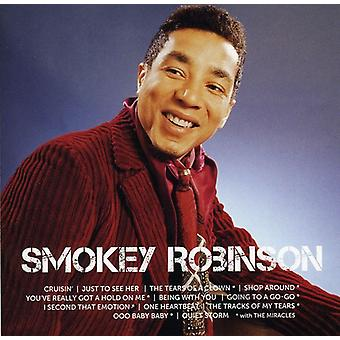 Smokey Robinson - Icon [CD] USA import
