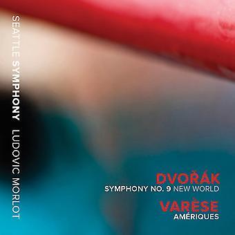 Dvorak / Seattle Symphony / Morlot - Symphony No. 9 [CD] USA import
