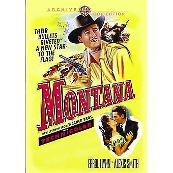 Montana (1950) [DVD] USA importieren