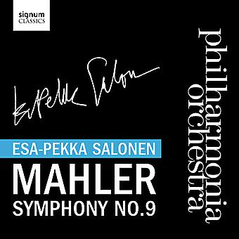 G. Mahler - Mahler: Symphony No. 9 [CD] USA import
