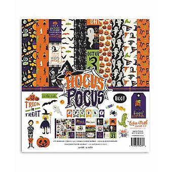 صدى بارك هوكوس Pocus 12x12 بوصة مجموعة مجموعة