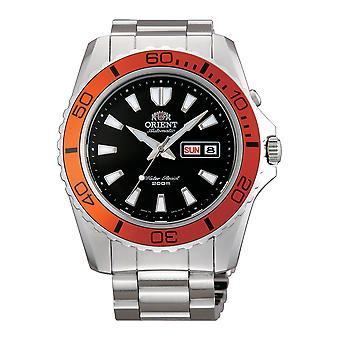 Orient Sports Watch FEM75004B9 - Rostfritt stål Gents Automatisk Analog