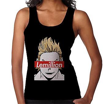 Lemillion My Hero Academia Frauen's Weste