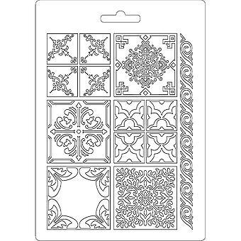 لينة قالب A5 Azulejos (K3PTA523)
