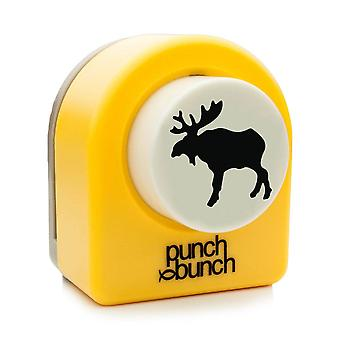 Punch Bunch Large Punch - Moose