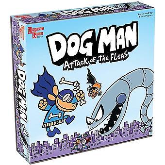 Dog Man: Ataque do Jogo das Pulgas