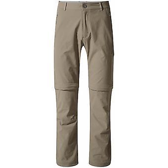 Craghoppers Mens NosiLife Pro Convertible Trousers Reg Leg