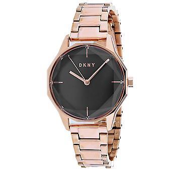 155, DKNY Donne 's NY2794 Quartz Rose Gold Watch