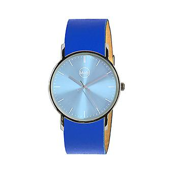 Mody Shinylightblue-Blue Women's Watch Men's Watch