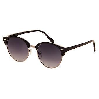 Sunglasses Unisex black with grey lens (AZ-2160)