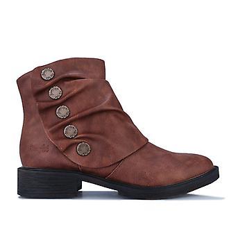 Femmes-apos;s Blowfish Malibu Kurious Boots en brun
