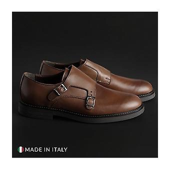 Madrid - Schuhe - Slipper - CL600_CRUST_BROWN - Herren - sienna - EU 42