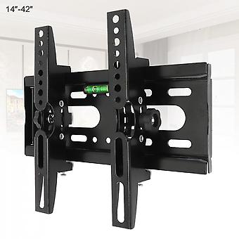 Universal 25kg Adjustable Tv Wall  Mount Bracket Flat Panel Tv