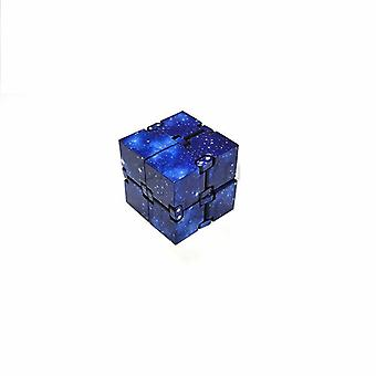 Antistress Infinite Magic Cube, Office Stress Reliever For Adults (1 Piece