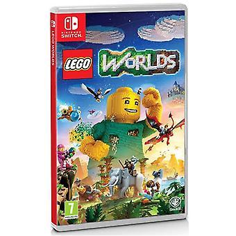Jogo de Nintendo interruptor de mundos Lego