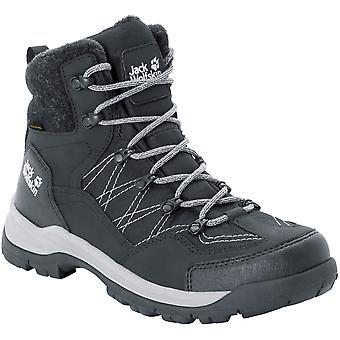 جاك وولفسكين النساء أسبن الحارة Texapore أحذية منتصف الشتاء