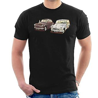 Morris Minor Classic British Motor Heritage Men's T-Shirt