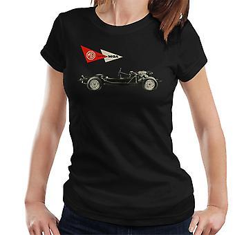 MG MGA-serien Brittiska Motor Heritage Kvinnor's T-Shirt