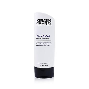 Keratin Complex Blondeshell Debrass Conditioner 400ml/13.5oz