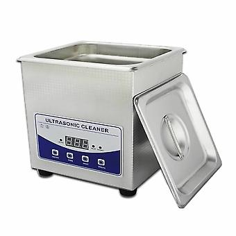 1.3l Professional Digital Ultrasonic Cleaner Machine With Timer Heated Stainless Steel Cleaning Tank 110v 220v