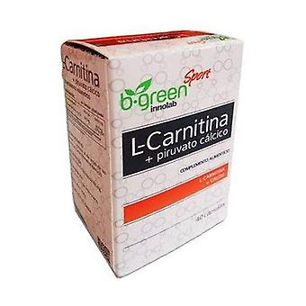 L-Carnitine + Calcium Pyruvate 40 capsules