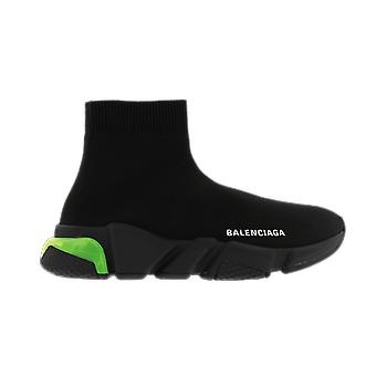 Balenciaga Fabric Sneaker Rubber Sole Black 607543W05GS1171 shoe