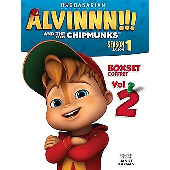 Alvin & the Chipmunks: Box Set [DVD] USA import