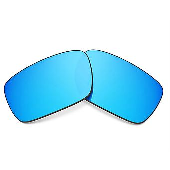 Replacement Lenses for Oakley Crankshaft Sunglasses Anti-Scratch Blue Mirror