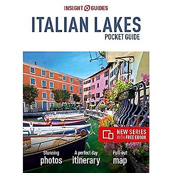 Insight Guides Pocket Italian Lakes (Travel Guide� with Free eBook) (Insight Pocket Guides)