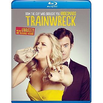 Trainwreck [Blu-ray] USA import