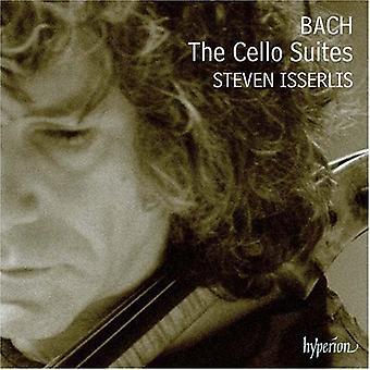 J.S. Bach - Bach: Cello Suites [CD] USA import