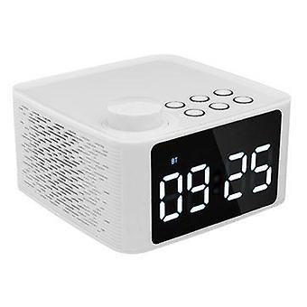 Bakeey Langaton bluetooth 5 Kaiutin LED-näyttö Herätyskello FM Radio