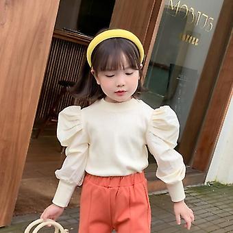 Wiosenny jesienny sweter Odzież dziecięca