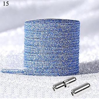 Shoelaces Unisex Elastic Shoelaces Locking Shoe Laces Strings For Kid Adult