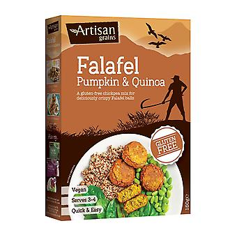 Artisan Grain Quinoa & Pumpa Falafel 150g x6