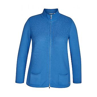 RABE Rabe Blue Or Coral Jacket 46-311521