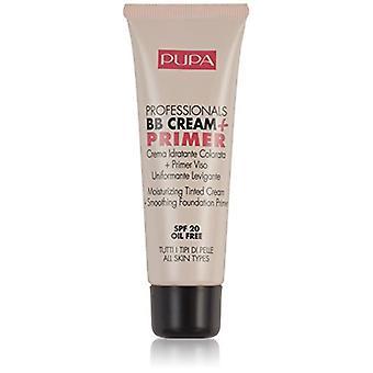 Pupa Professionals Oil Free BB Cream + Anti Eta SPF30 50ml - 002 Sand