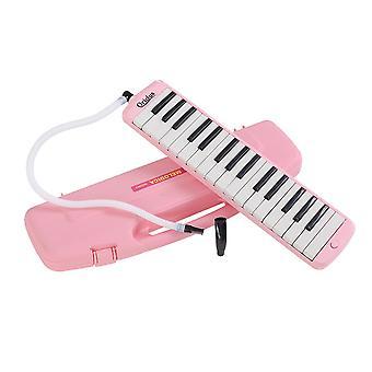Mouth Piano 32/37 Key Organ Melodica Instrument Mouth Keyboard Piano Set