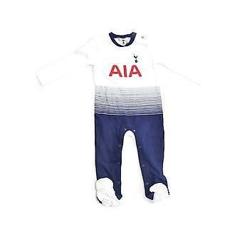 Tottenham Hotspur FC Baby Sleepsuit
