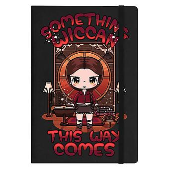 Mio Moon Something Wiccan This Way Comes A5 Notebook
