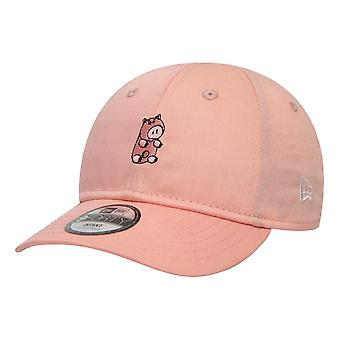 New Era Toy Story Hamm Infant 9Forty Cap - Pink