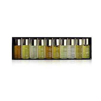 Discovery bath & shower oil collection (ten wellbeing experiences) 258461 10x3ml/0.1oz