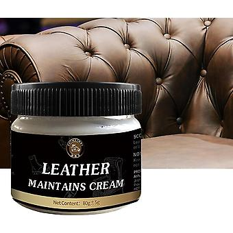Leather Refurbishing Cleaner Repair Cream