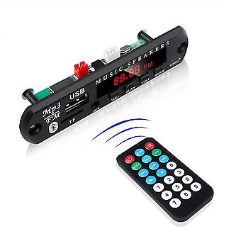 Draadloze Mp3 Player Decoder Board Module Bluetooth Amplifier Radio Usb voor auto